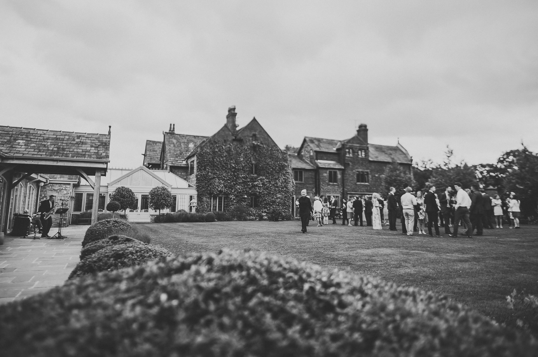 Laura and Matt's Wedding at Colshaw Hall 093