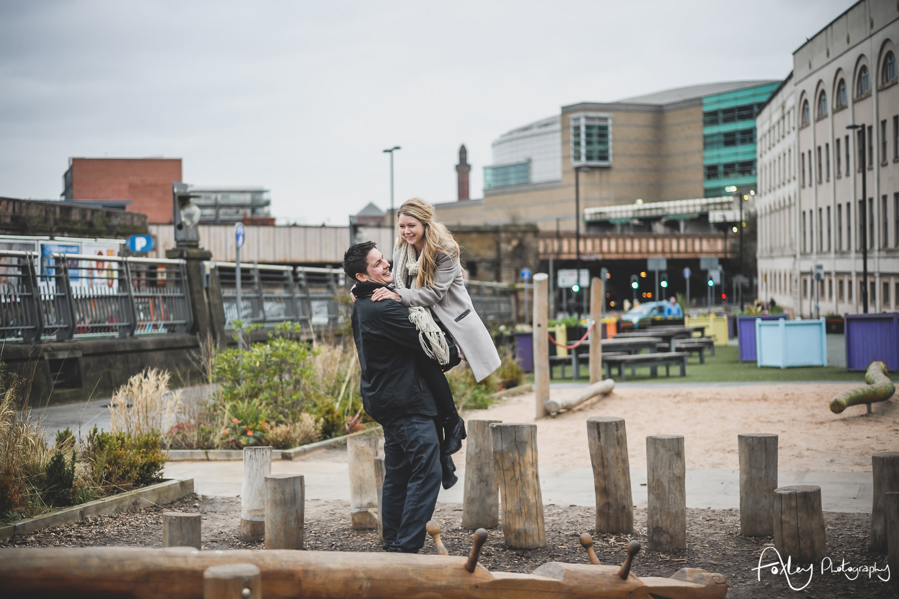 Gemma-and-Lewis-Pre-Wedding-Shoot-Manchester-City-Centre-048