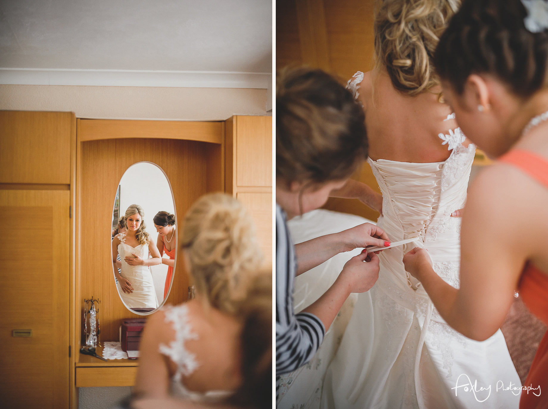 Gemma and Lewis' Wedding at Mitton Hall 036