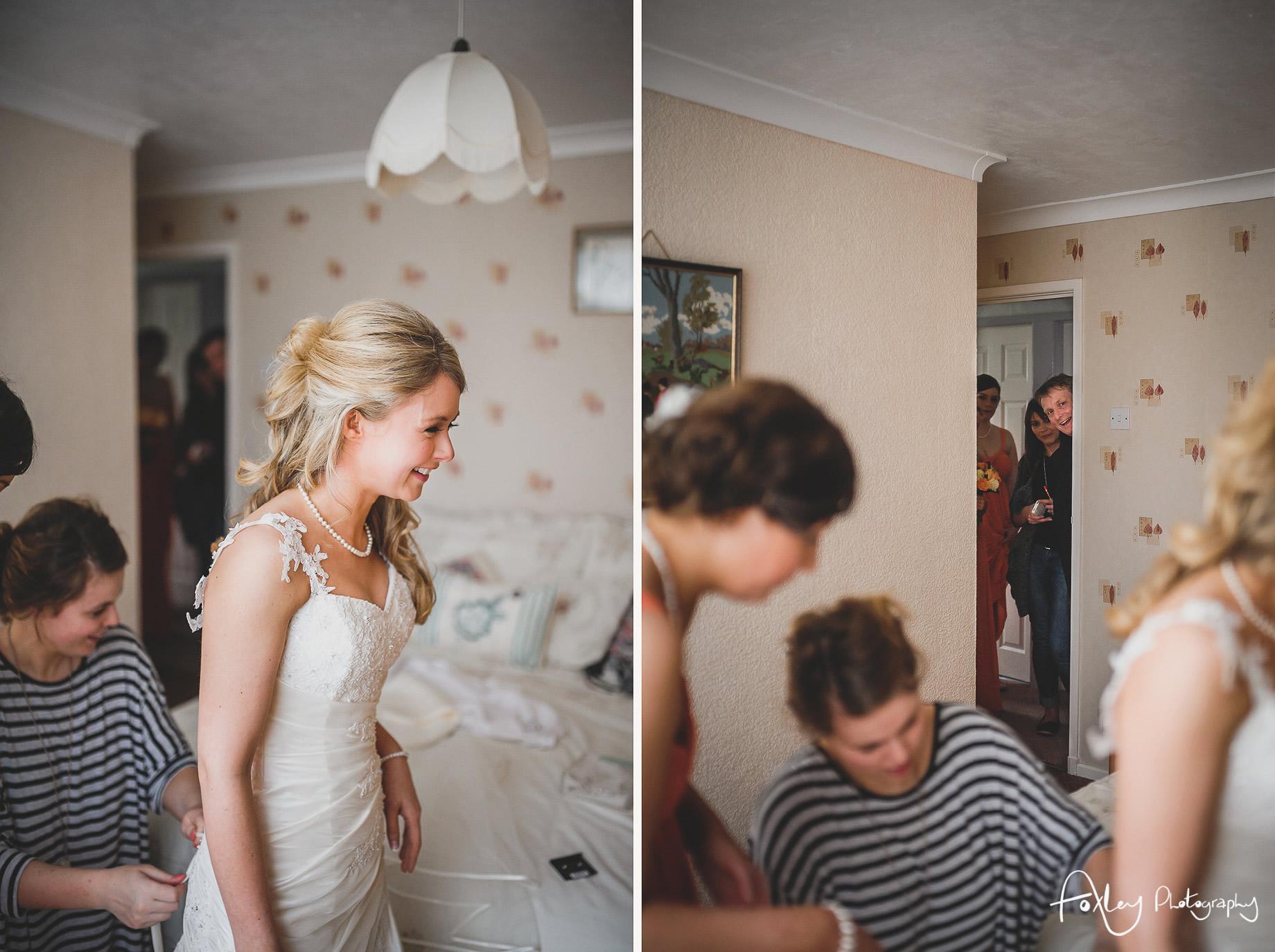 Gemma and Lewis' Wedding at Mitton Hall 043