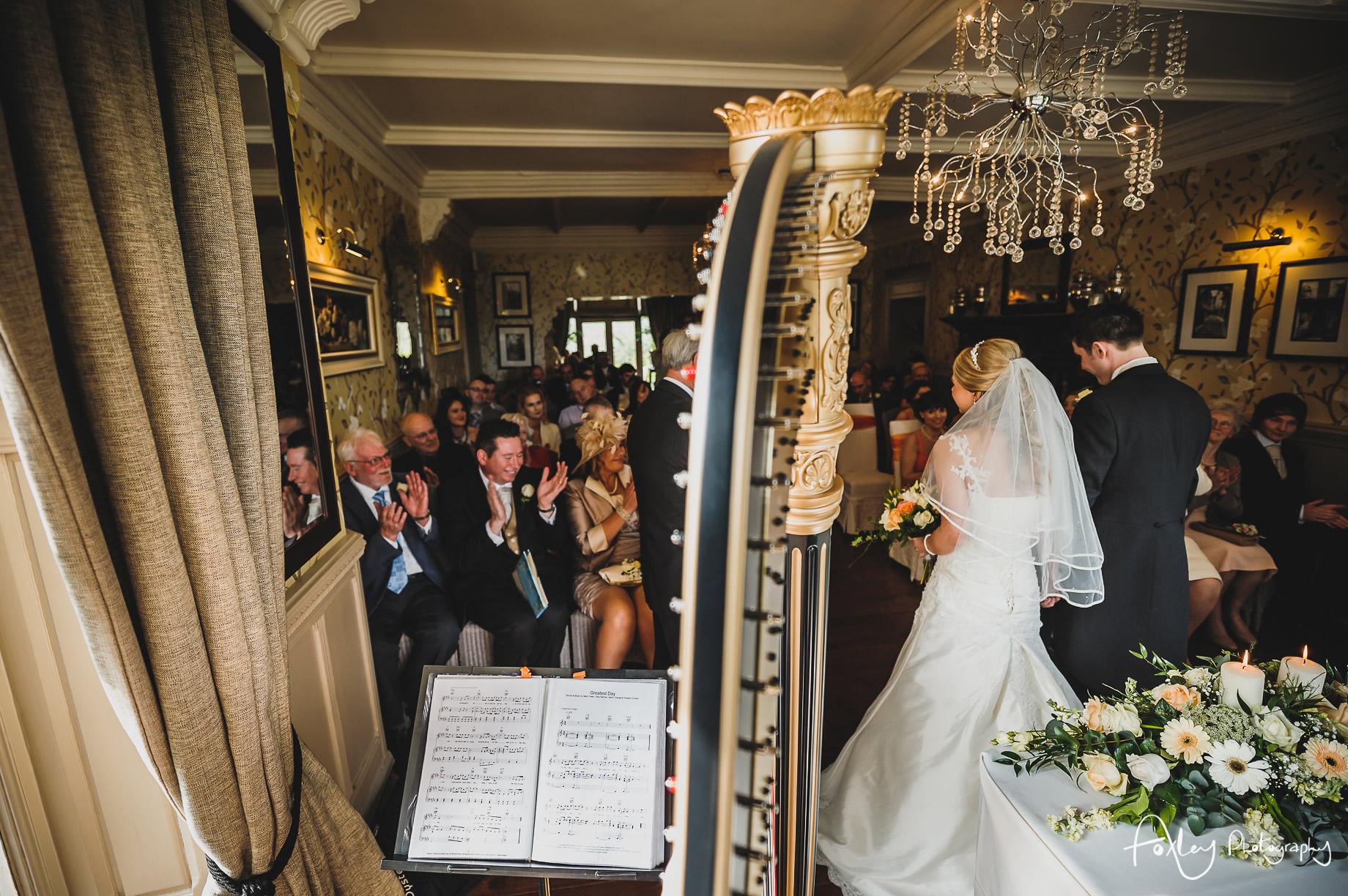 Gemma and Lewis' Wedding at Mitton Hall 086