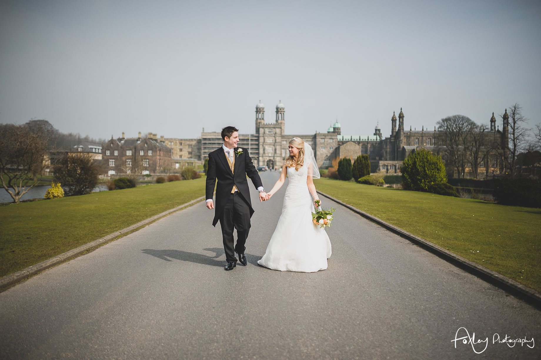 Gemma and Lewis' Wedding at Mitton Hall 092