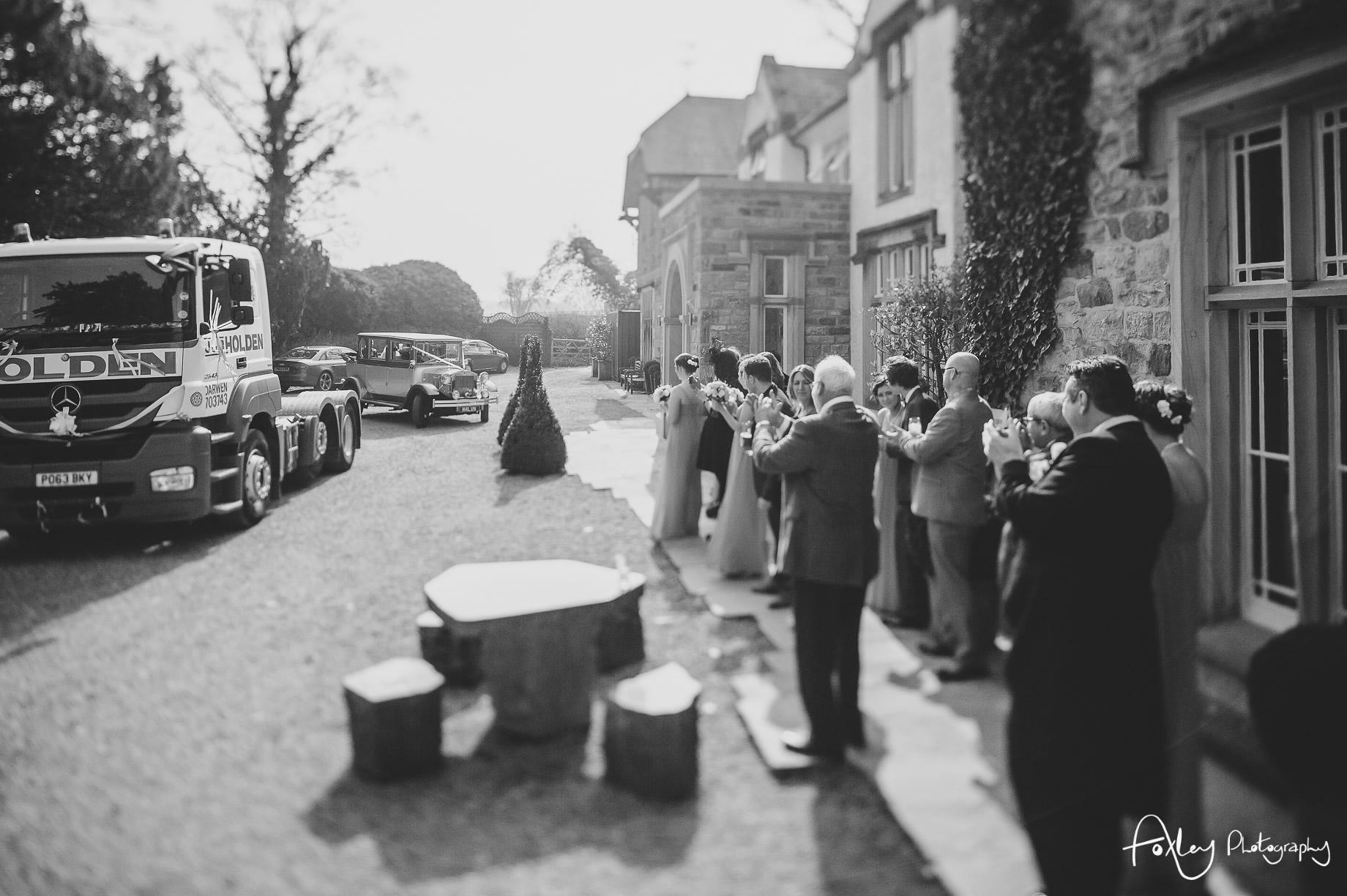 Gemma and Lewis' Wedding at Mitton Hall 094