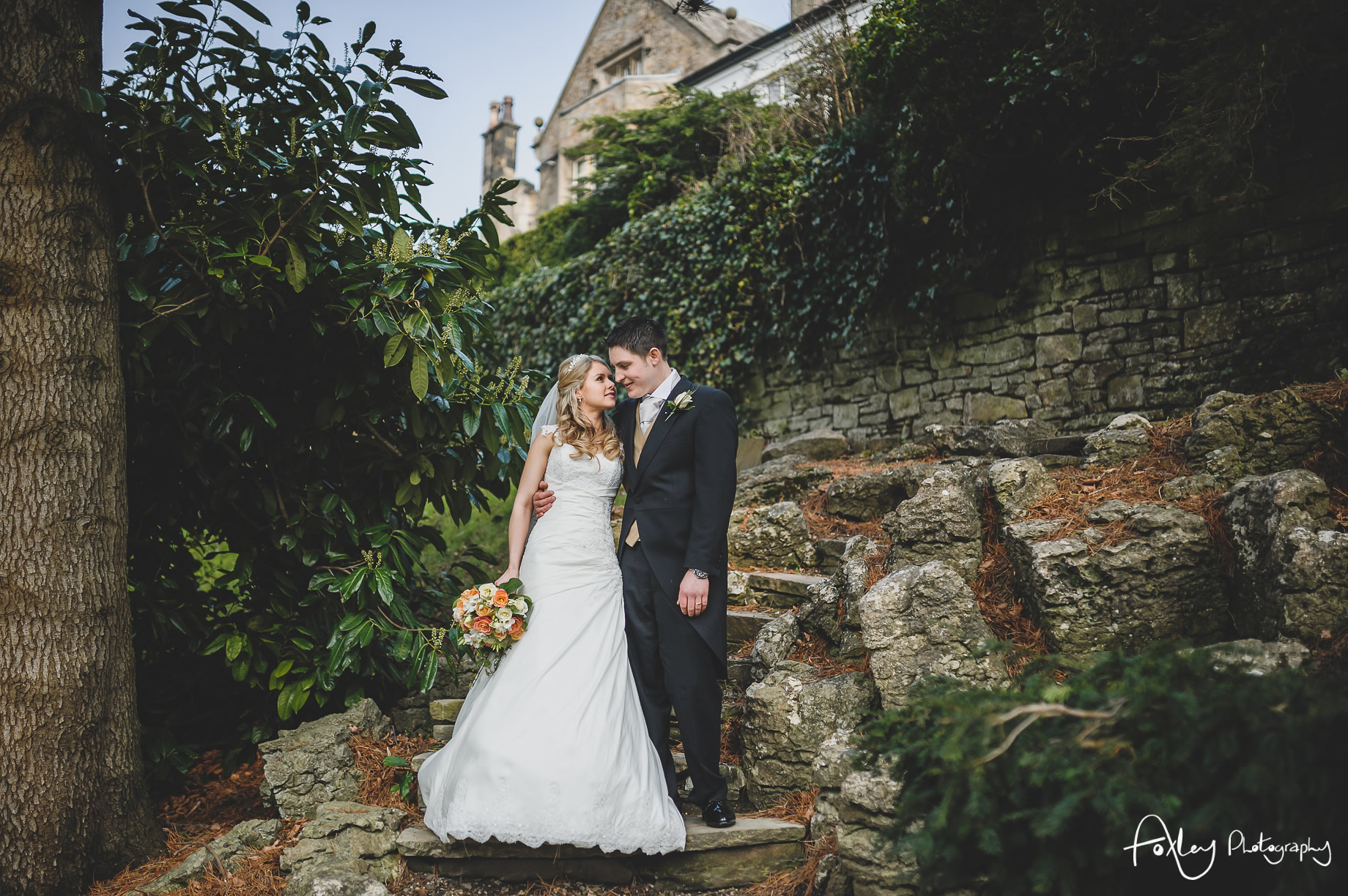 Gemma and Lewis' Wedding at Mitton Hall 108