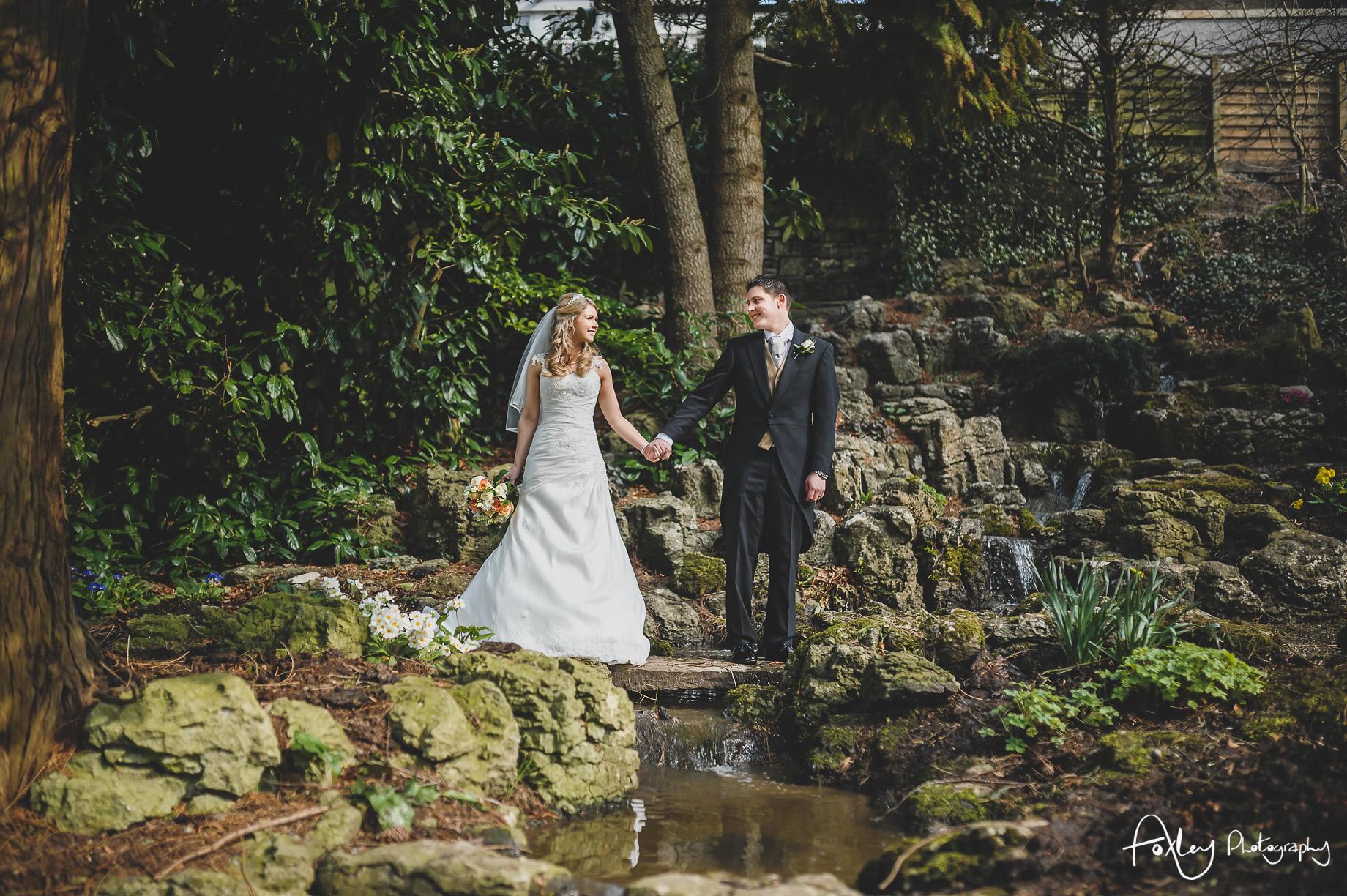 Gemma and Lewis' Wedding at Mitton Hall 111
