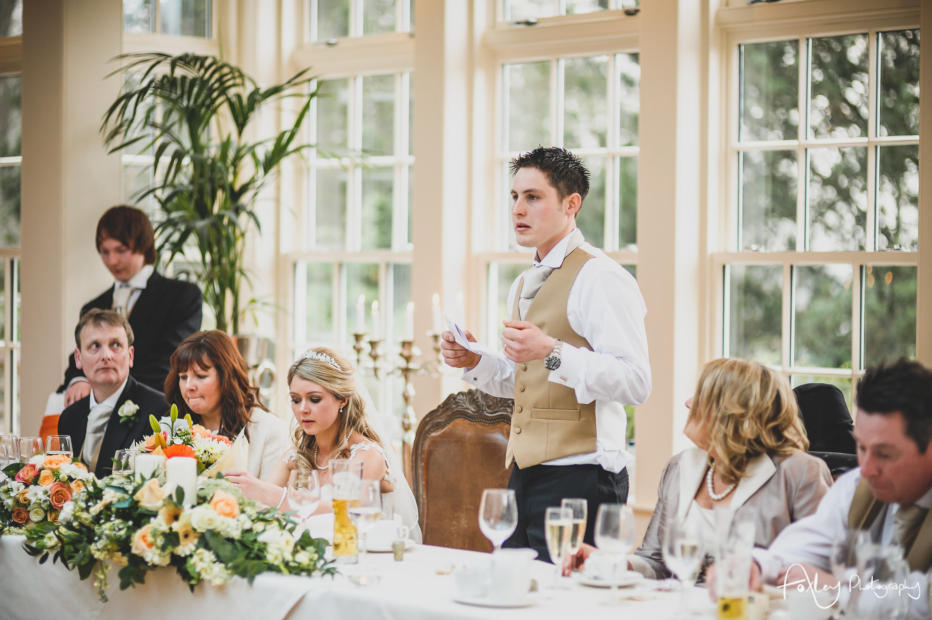 Gemma and Lewis' Wedding at Mitton Hall 130