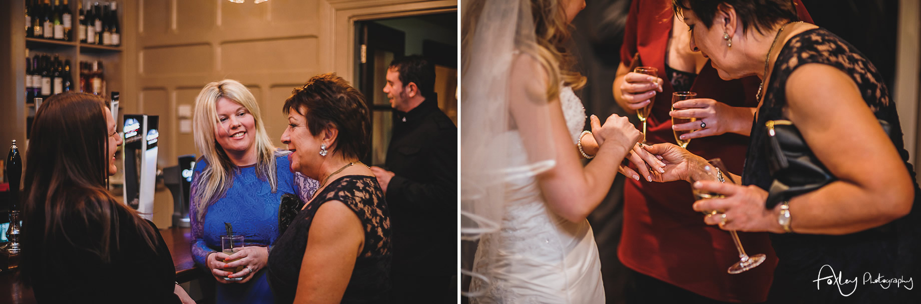 Gemma and Lewis' Wedding at Mitton Hall 140
