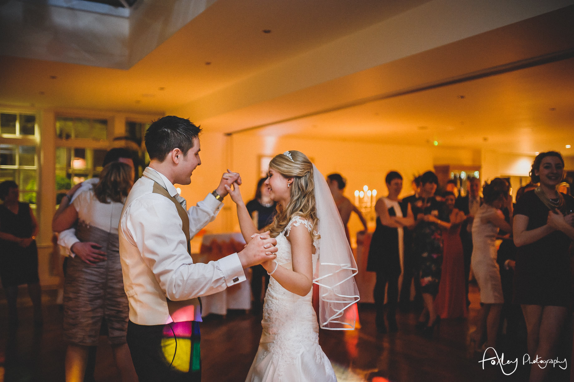 Gemma and Lewis' Wedding at Mitton Hall 155