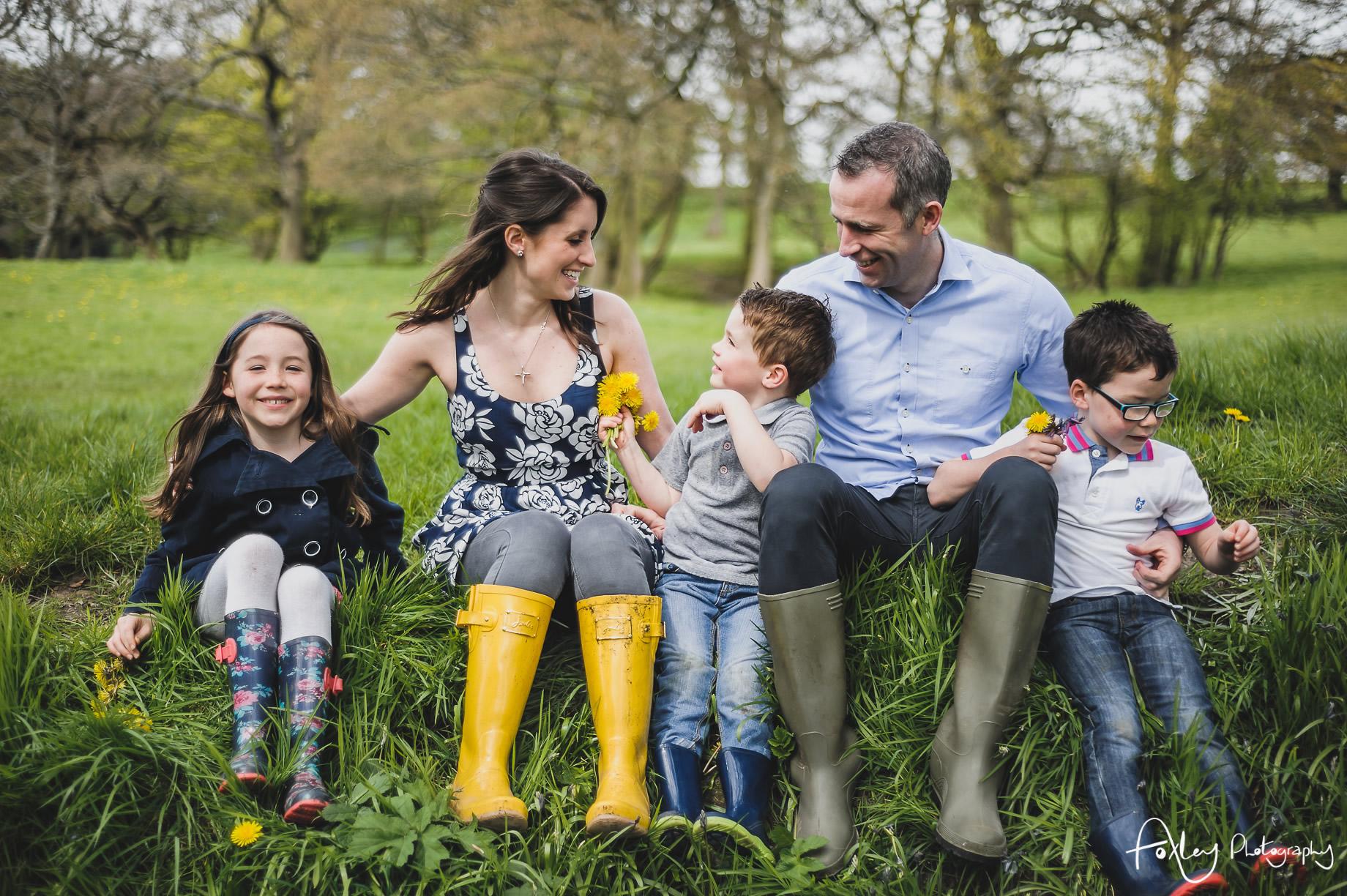 Parbold Family Portrait Shoot 019