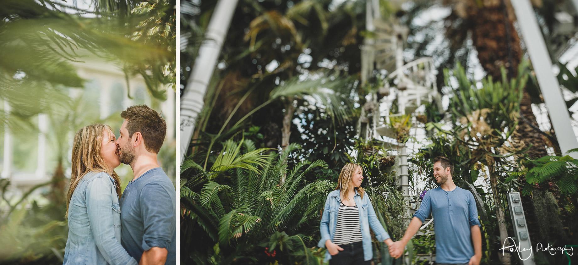 Lyndsey and Jon Pre-Wedding Shoot at Sefton Park 001