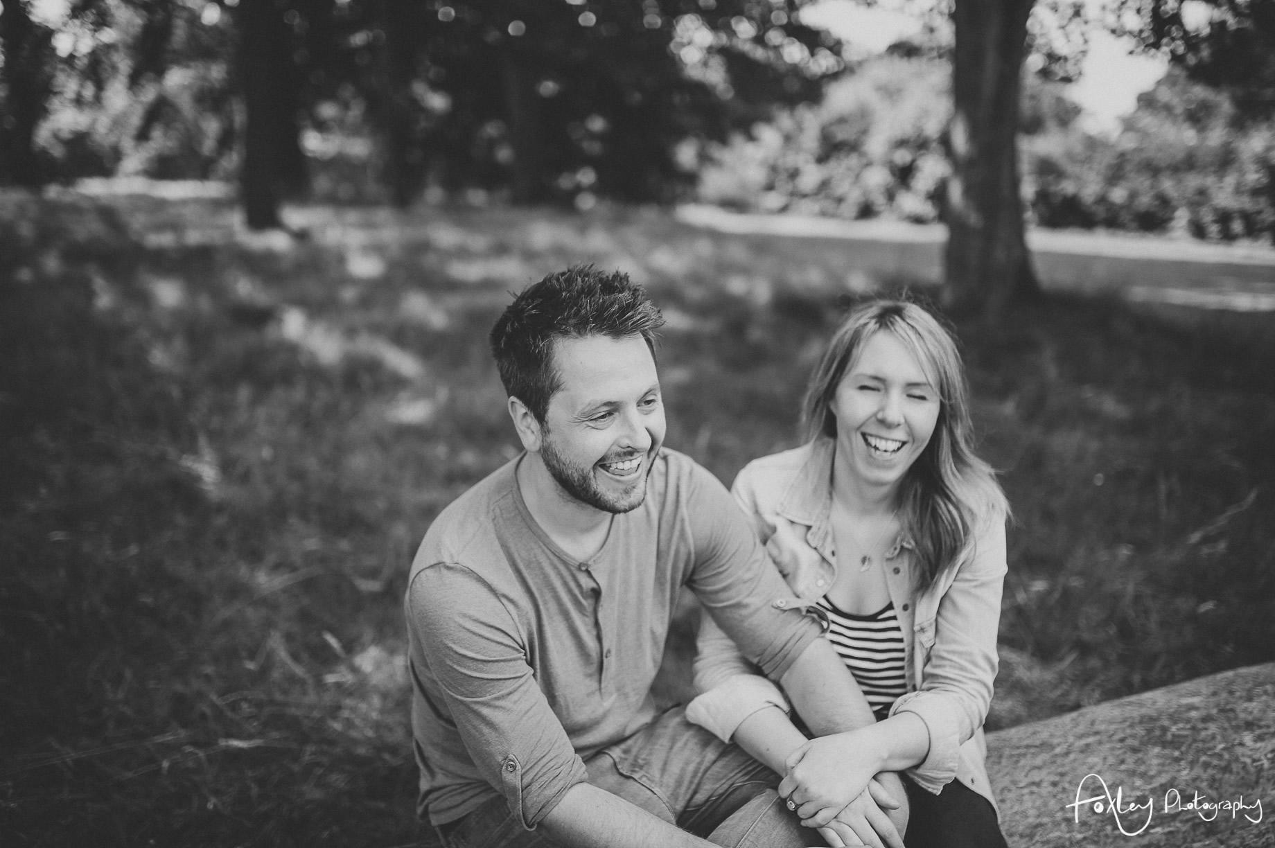 Lyndsey and Jon Pre-Wedding Shoot at Sefton Park 016
