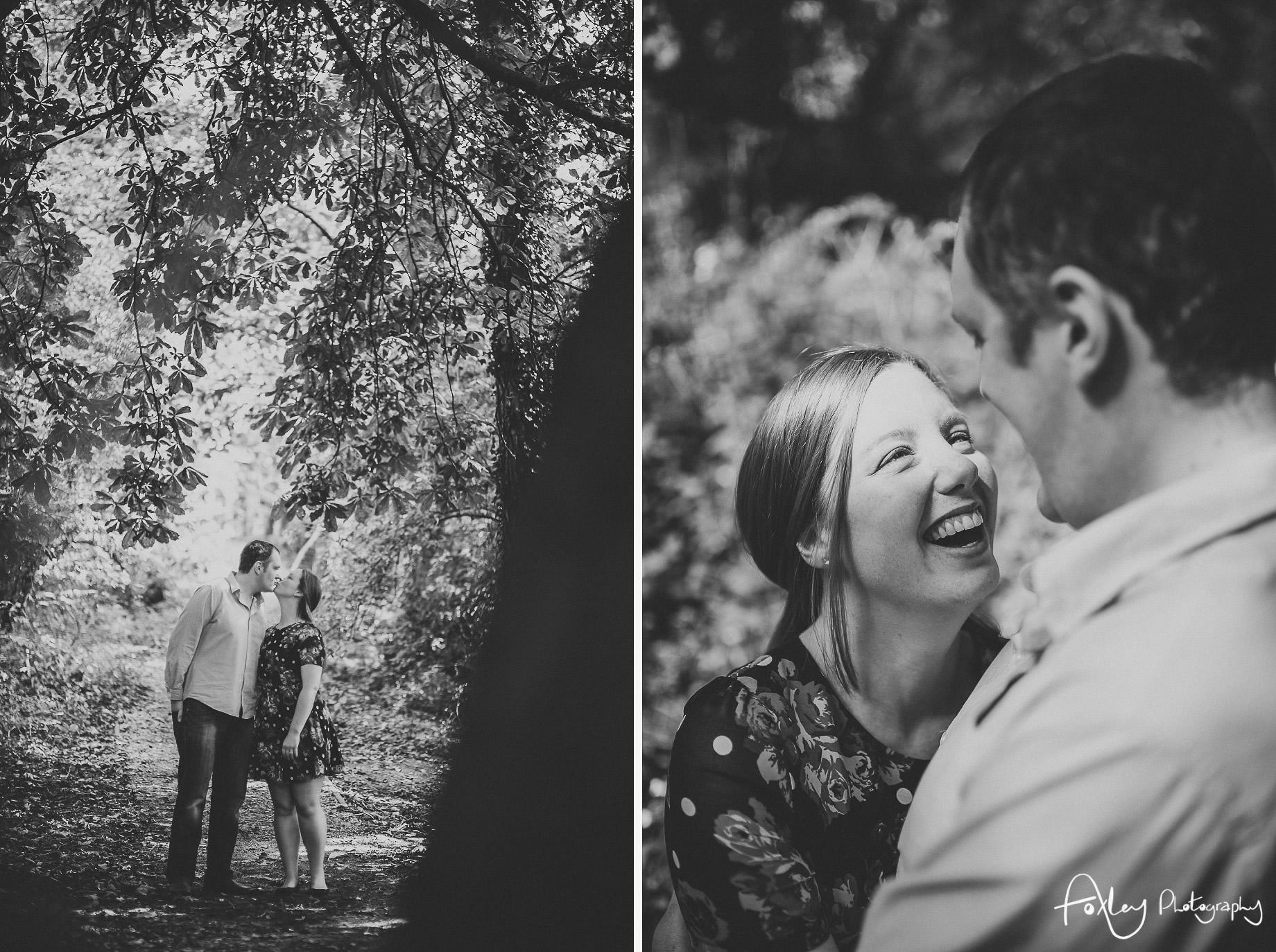 Faye and Doug Pre-Wedding Shoot at Haslam Park 006