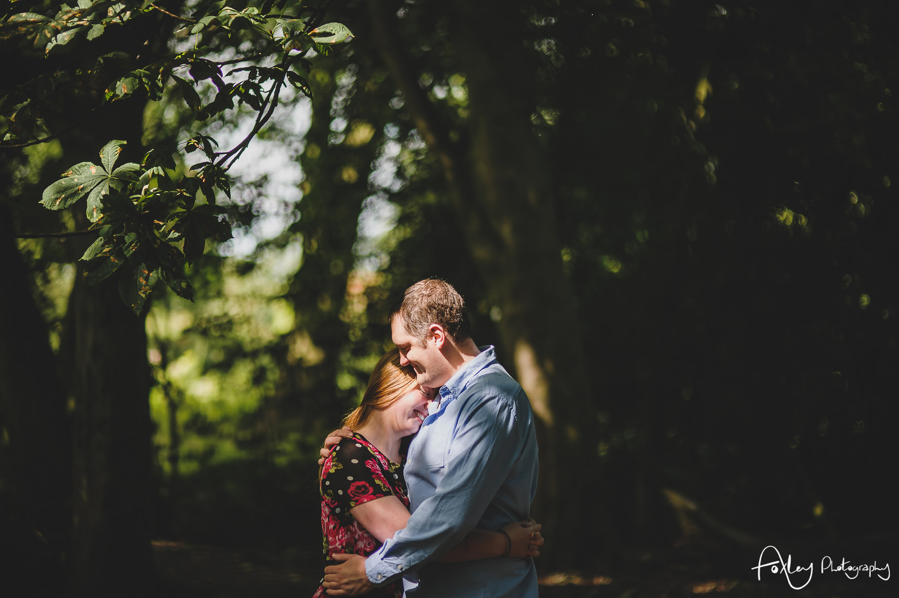 Faye and Doug Pre-Wedding Shoot at Haslam Park 007
