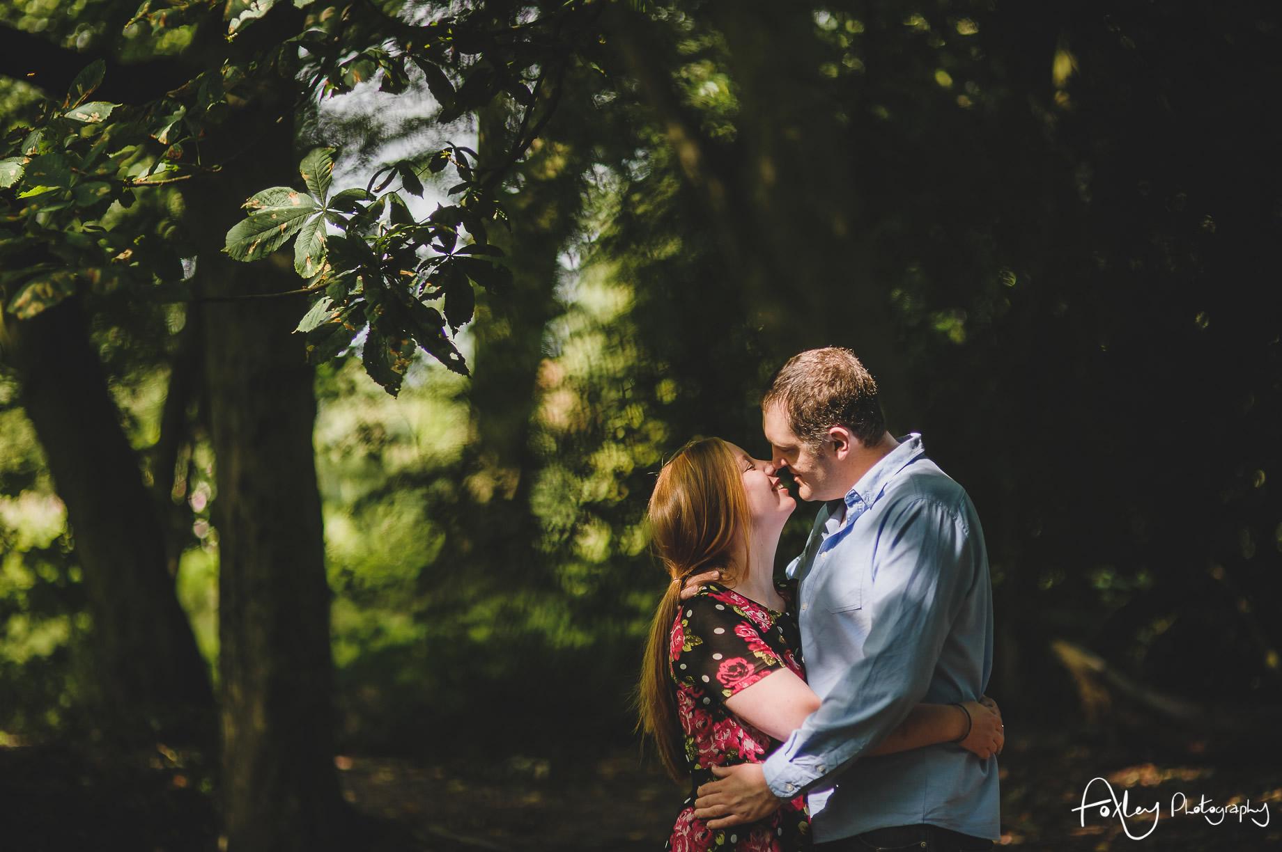 Faye and Doug Pre-Wedding Shoot at Haslam Park 008
