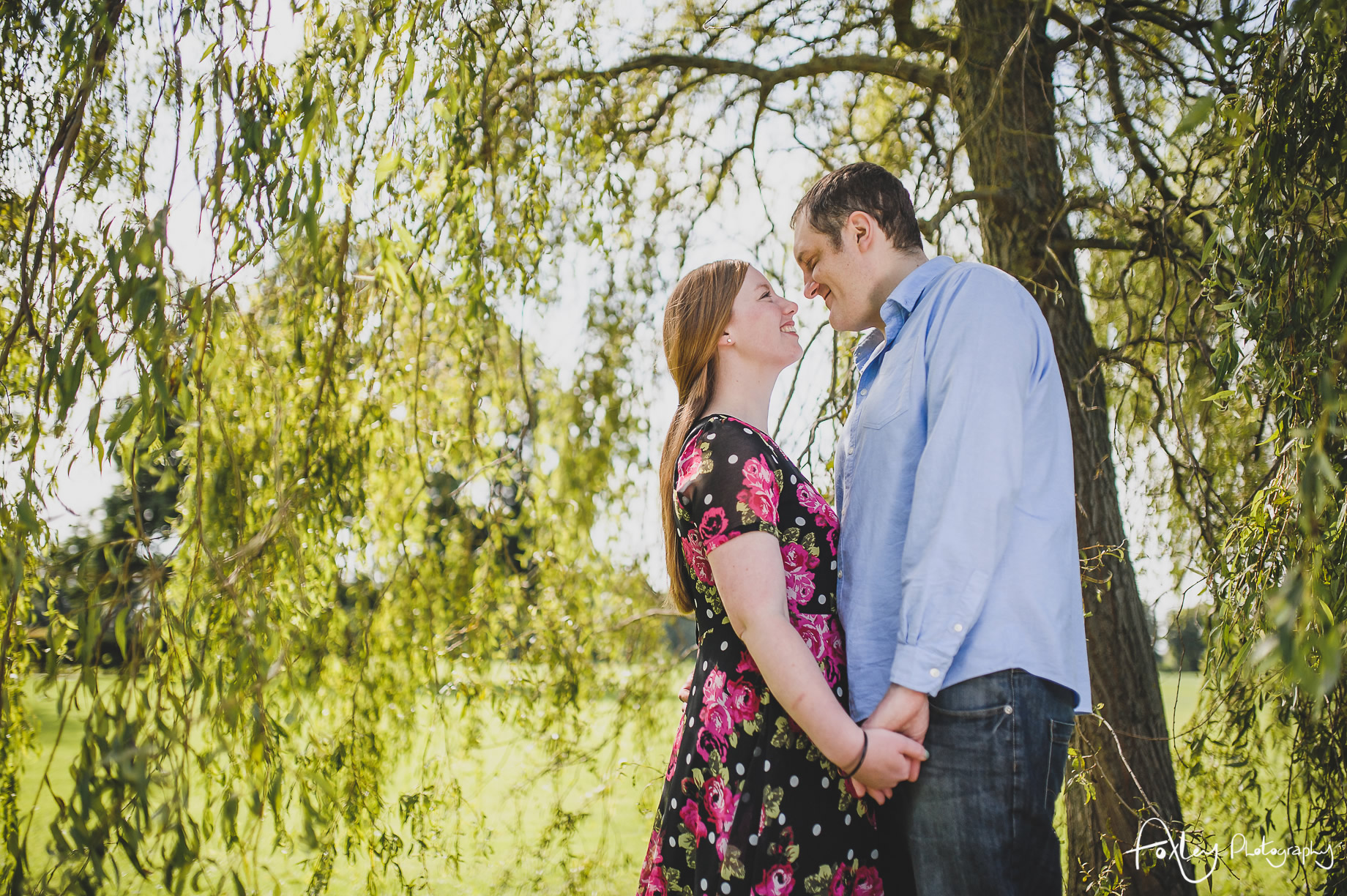 Faye and Doug Pre-Wedding Shoot at Haslam Park 011