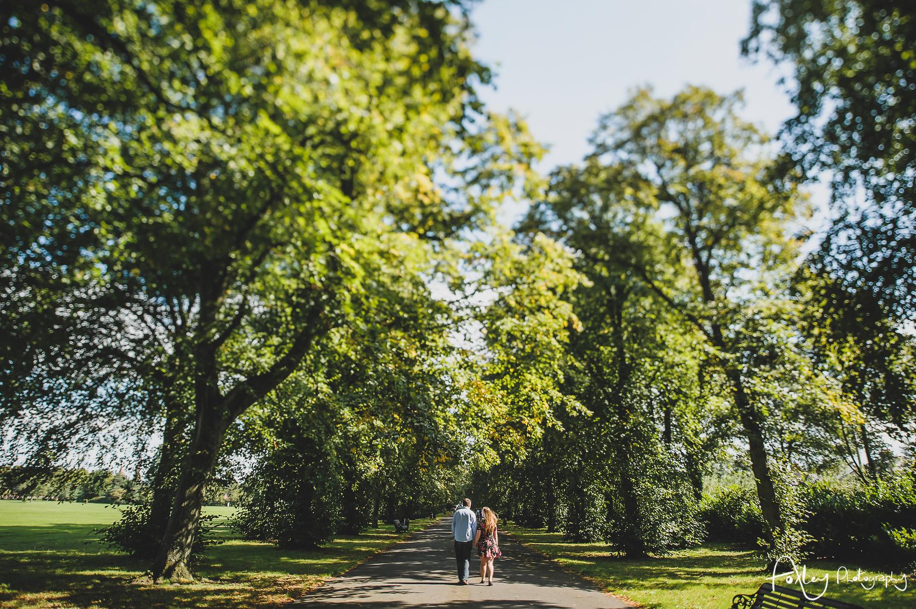 Faye and Doug Pre-Wedding Shoot at Haslam Park 016