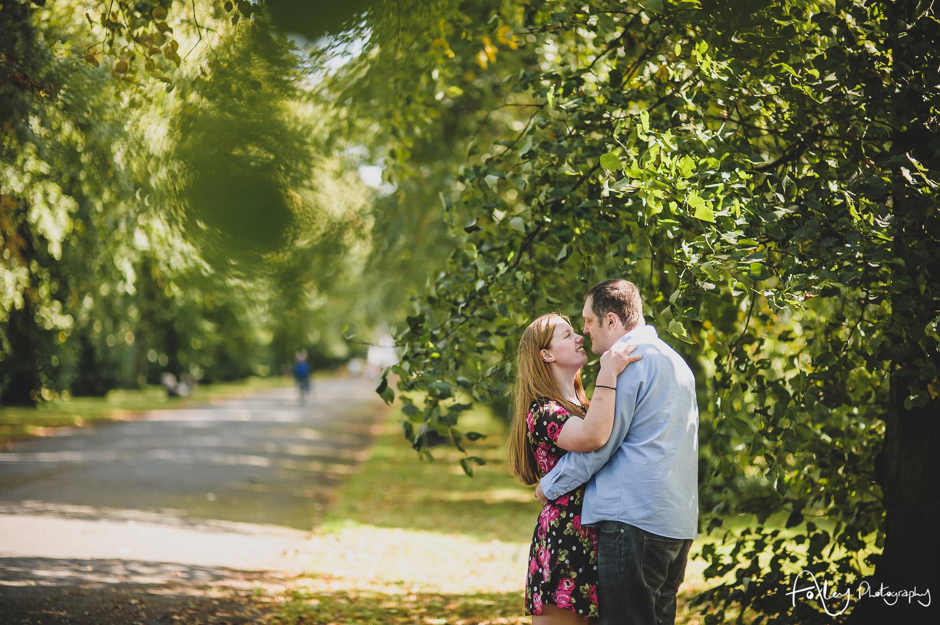 Faye and Doug Pre-Wedding Shoot at Haslam Park 017