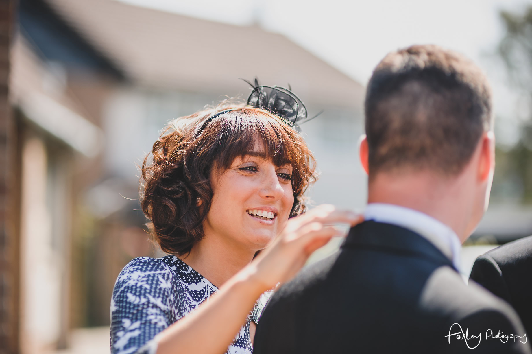 Rebecca and Dan Wedding at Preston Marriott Hotel 014