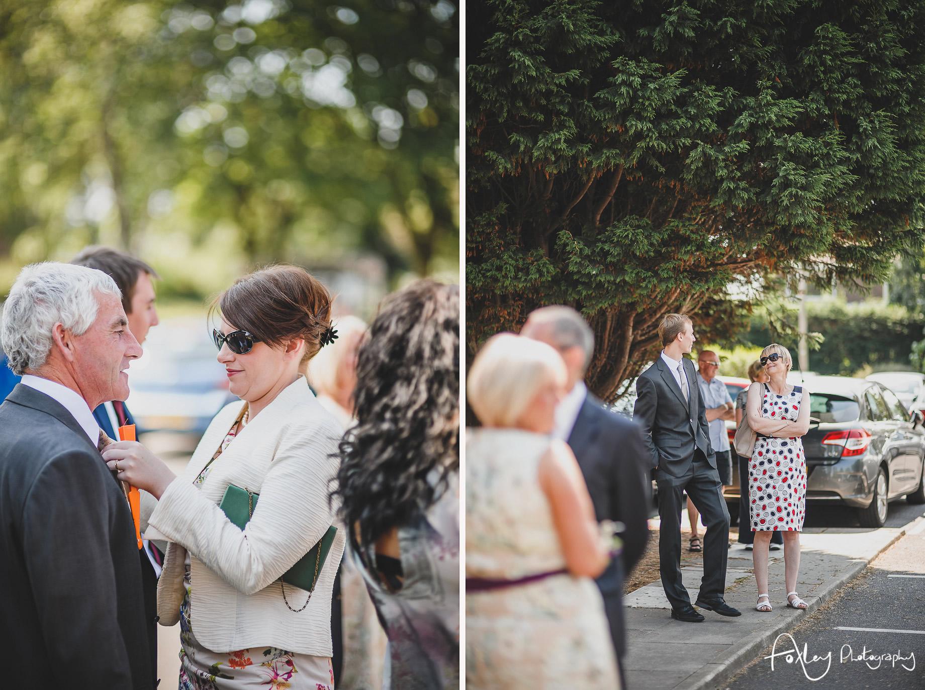 Rebecca and Dan Wedding at Preston Marriott Hotel 020