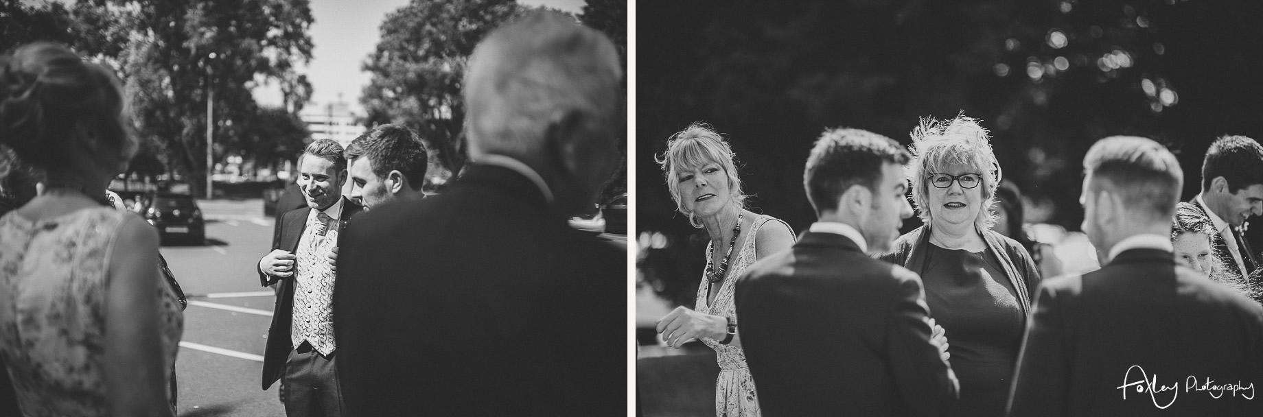 Rebecca and Dan Wedding at Preston Marriott Hotel 025