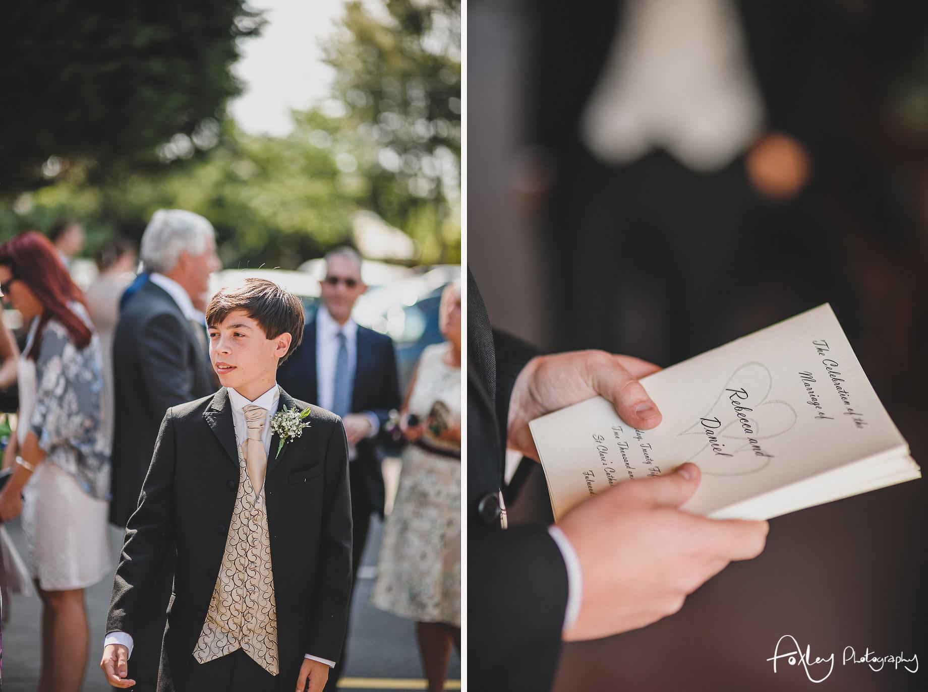 Rebecca and Dan Wedding at Preston Marriott Hotel 026