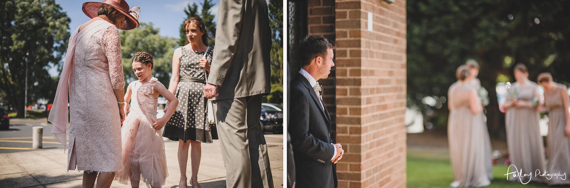 Rebecca and Dan Wedding at Preston Marriott Hotel 040