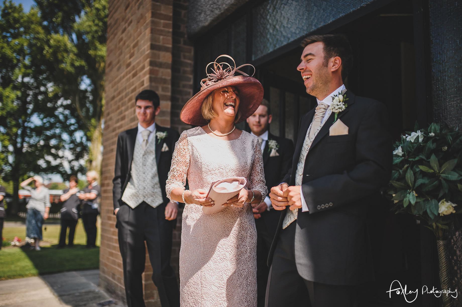Rebecca and Dan Wedding at Preston Marriott Hotel 041