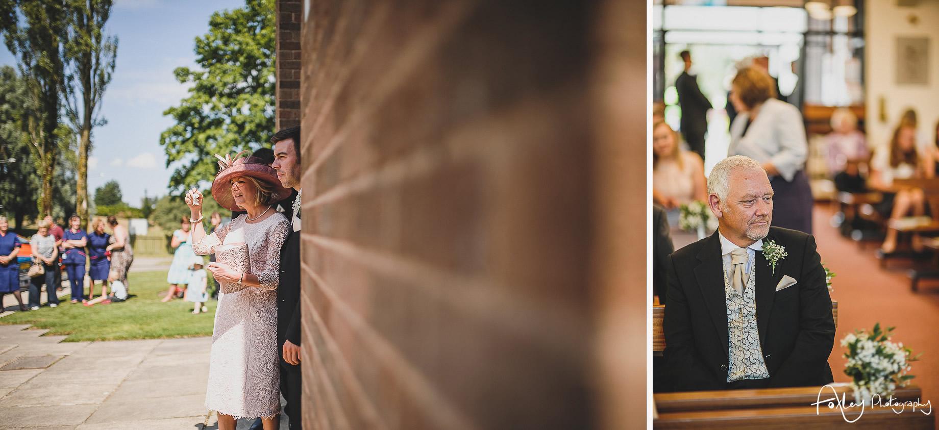 Rebecca and Dan Wedding at Preston Marriott Hotel 042