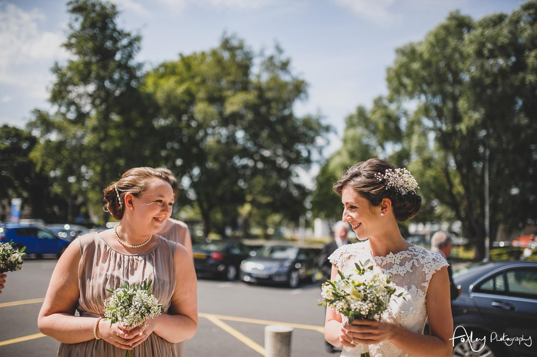 Rebecca and Dan Wedding at Preston Marriott Hotel 045