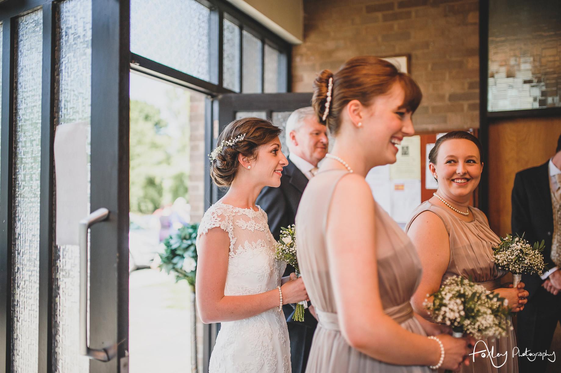 Rebecca and Dan Wedding at Preston Marriott Hotel 048