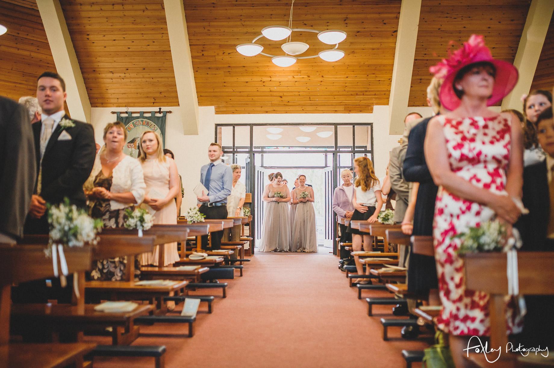 Rebecca and Dan Wedding at Preston Marriott Hotel 050