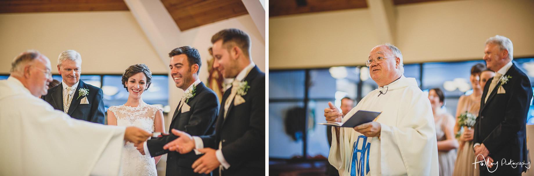 Rebecca and Dan Wedding at Preston Marriott Hotel 060
