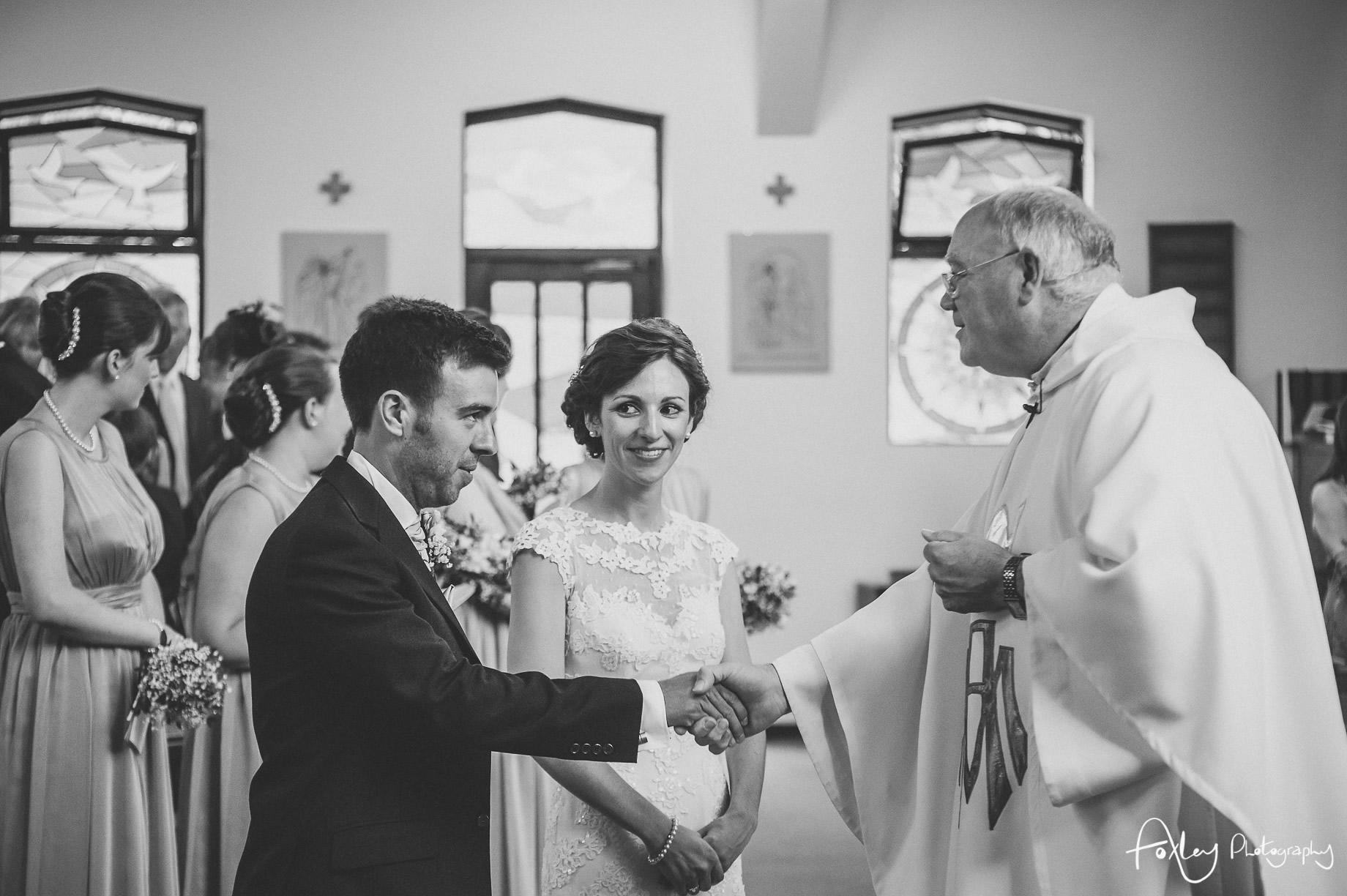 Rebecca and Dan Wedding at Preston Marriott Hotel 065