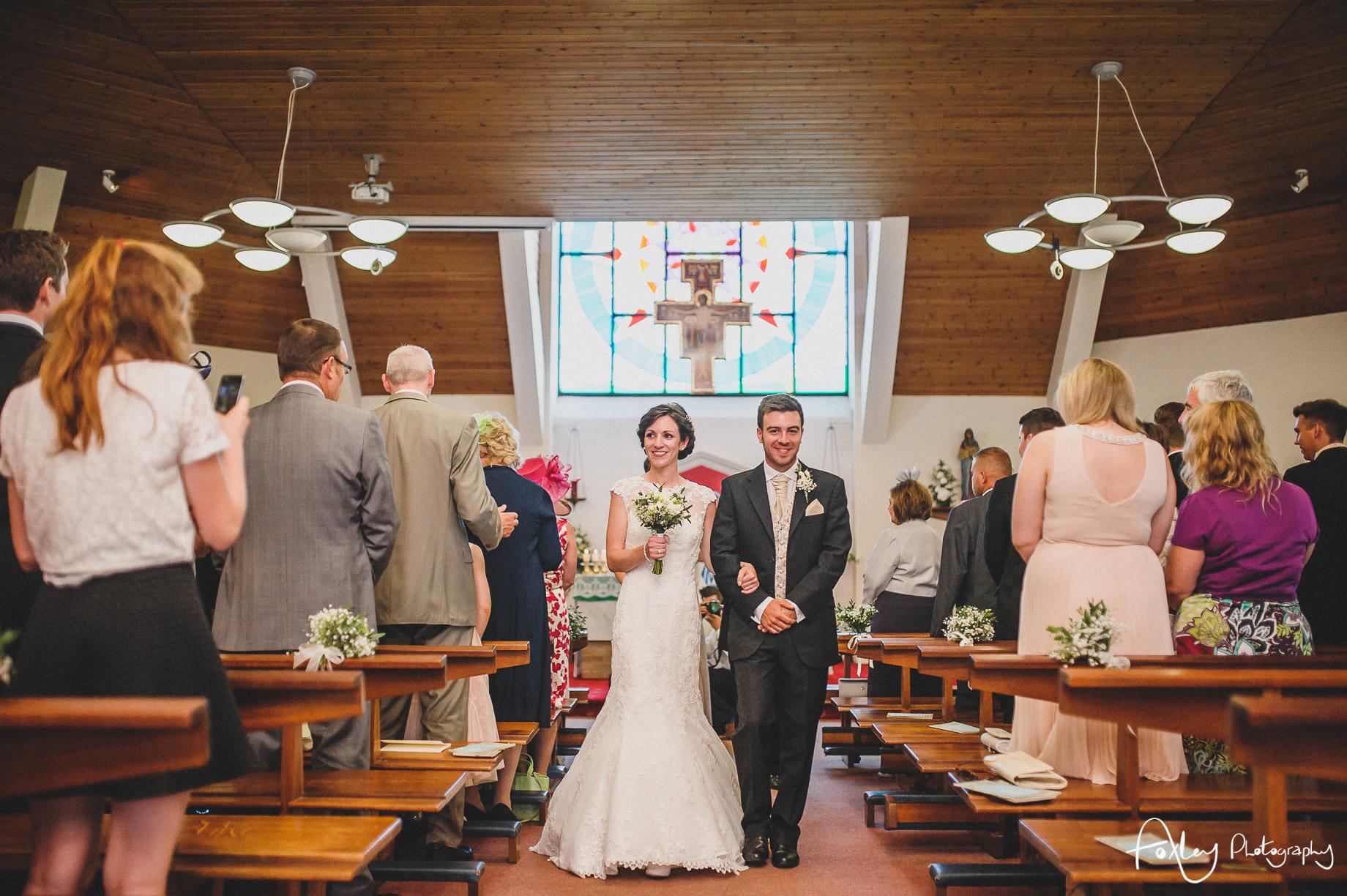 Rebecca and Dan Wedding at Preston Marriott Hotel 066