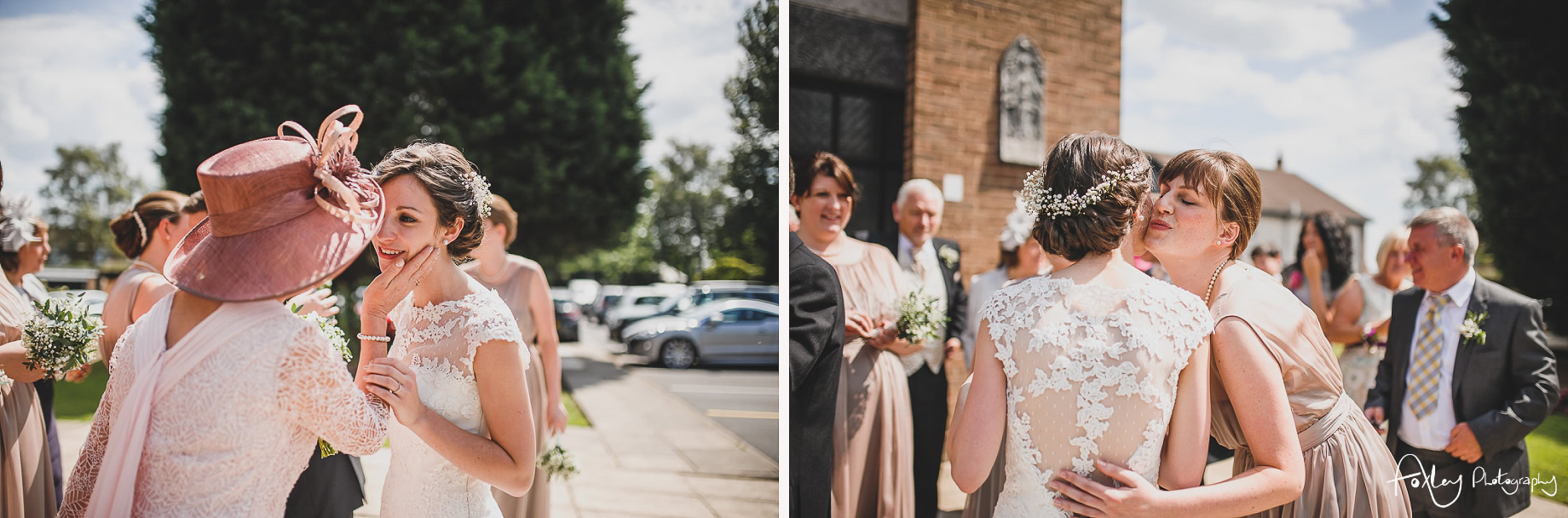 Rebecca and Dan Wedding at Preston Marriott Hotel 067