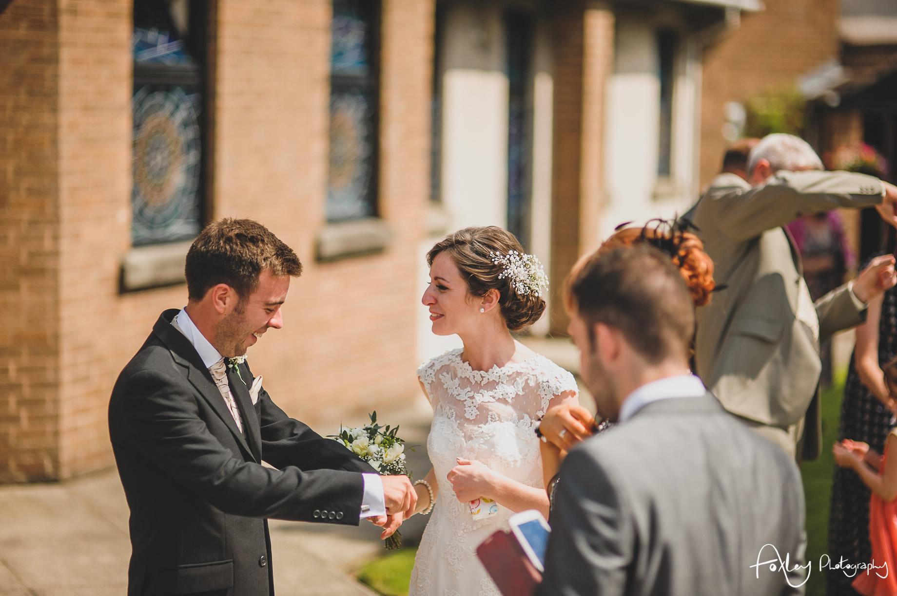 Rebecca and Dan Wedding at Preston Marriott Hotel 069