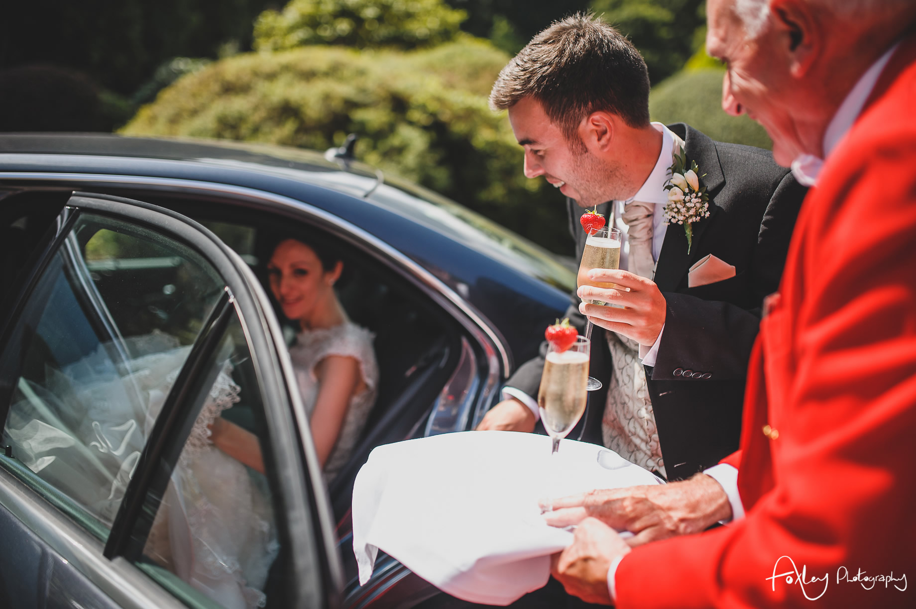 Rebecca and Dan Wedding at Preston Marriott Hotel 071
