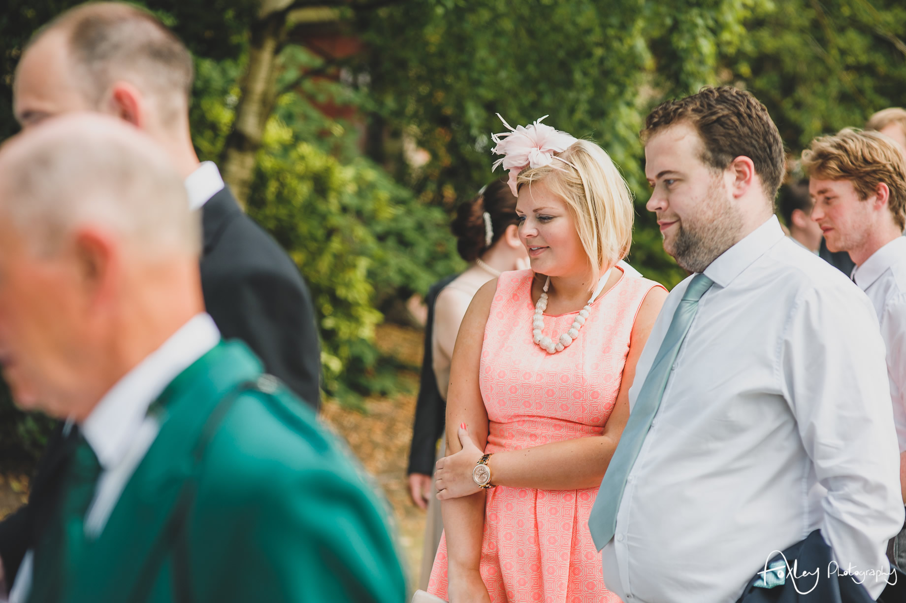 Rebecca and Dan Wedding at Preston Marriott Hotel 075