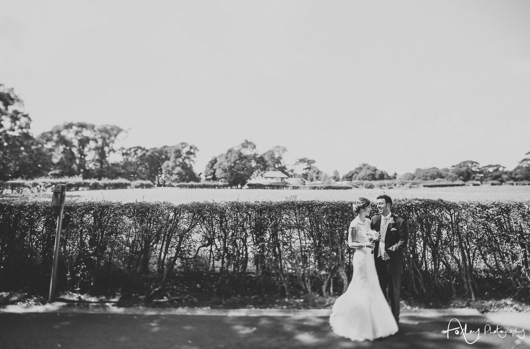 Rebecca and Dan Wedding at Preston Marriott Hotel 083