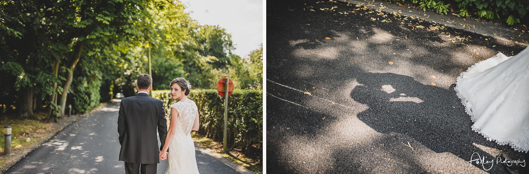 Rebecca and Dan Wedding at Preston Marriott Hotel 084