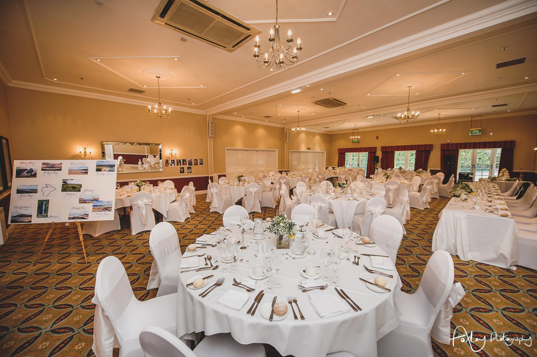 Rebecca and Dan Wedding at Preston Marriott Hotel 086