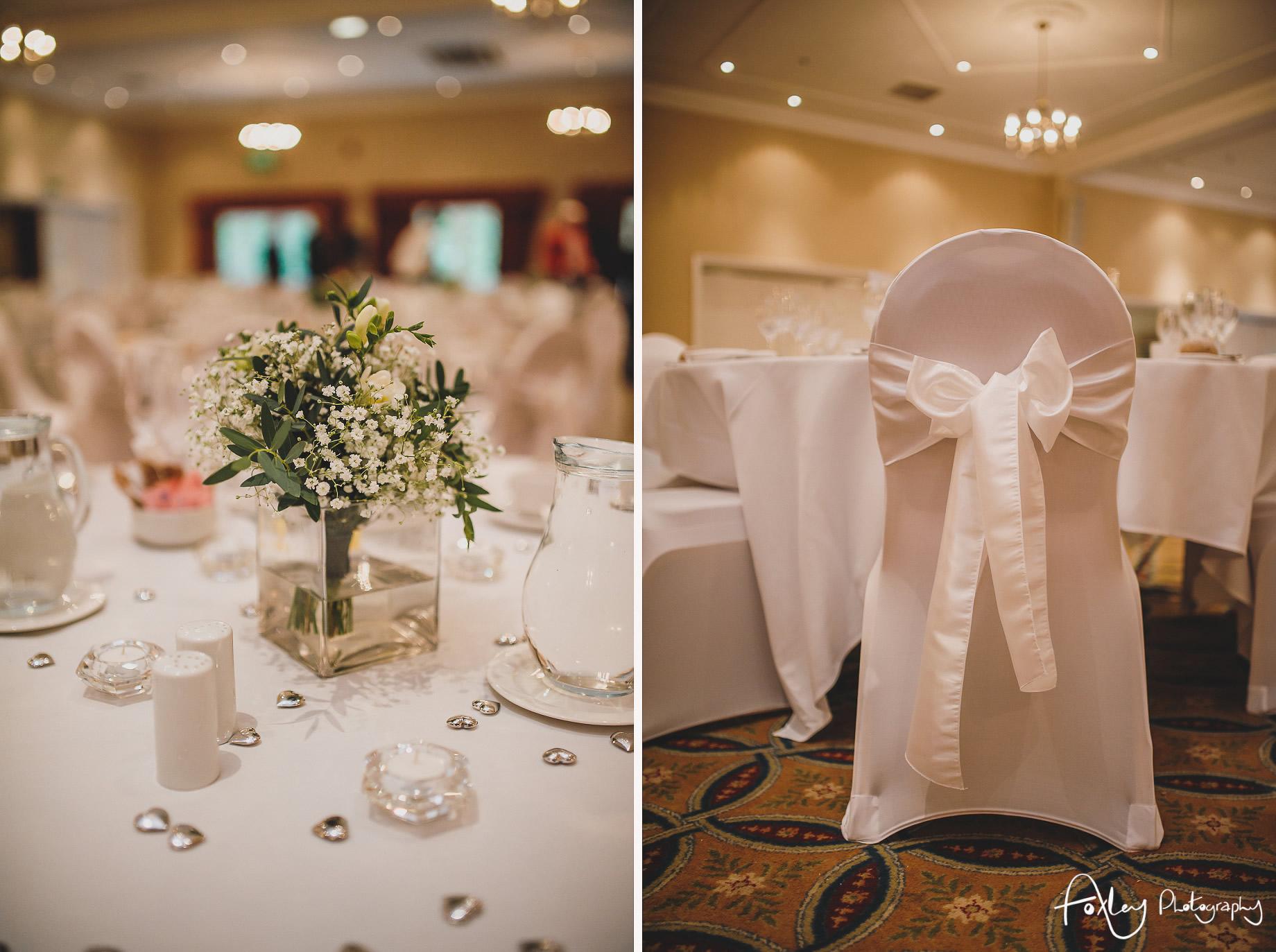 Rebecca and Dan Wedding at Preston Marriott Hotel 090