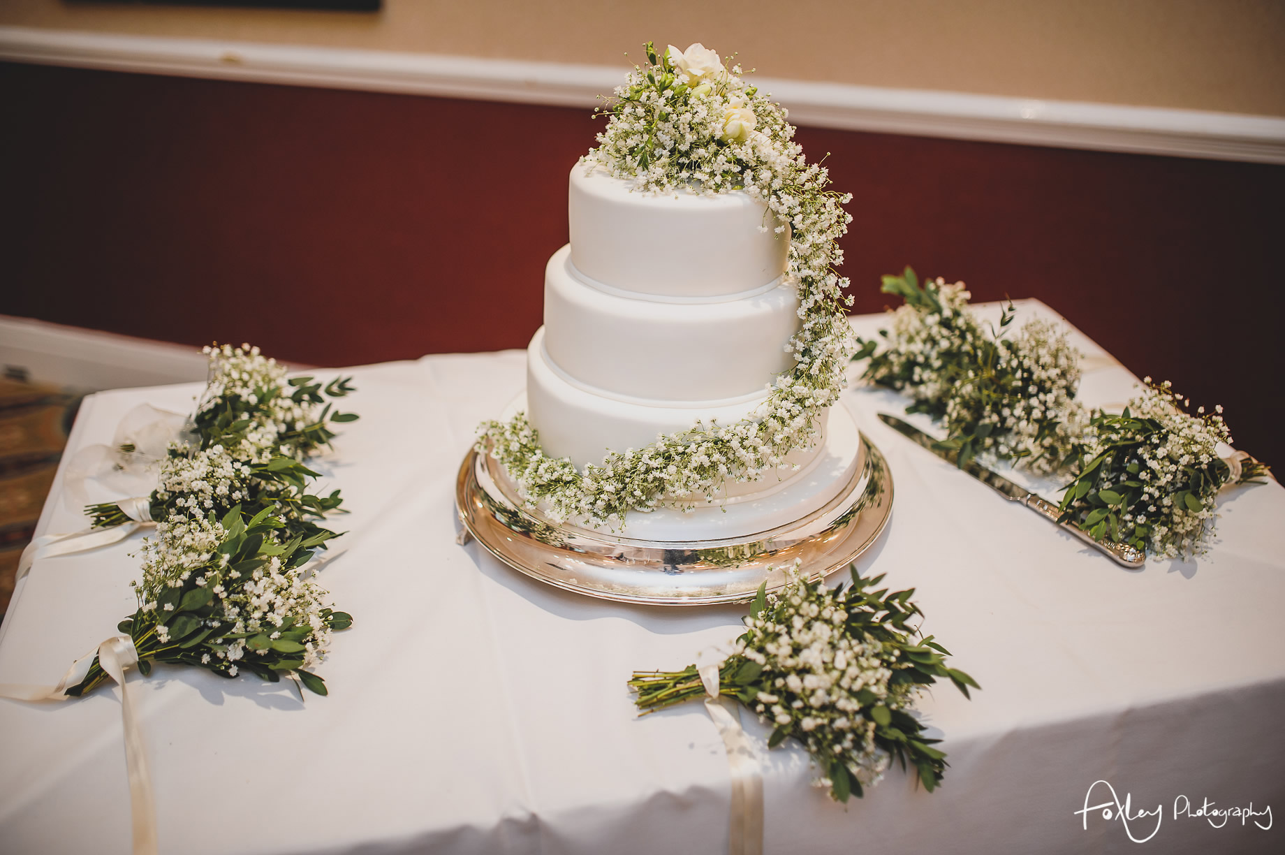 Rebecca and Dan Wedding at Preston Marriott Hotel 091