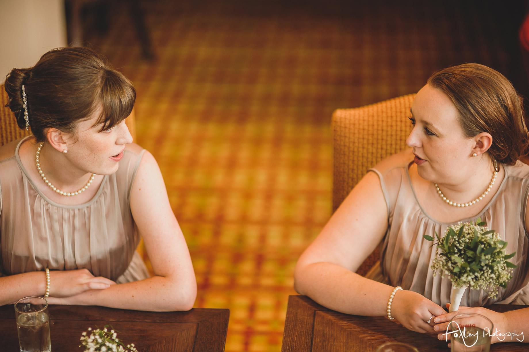 Rebecca and Dan Wedding at Preston Marriott Hotel 094