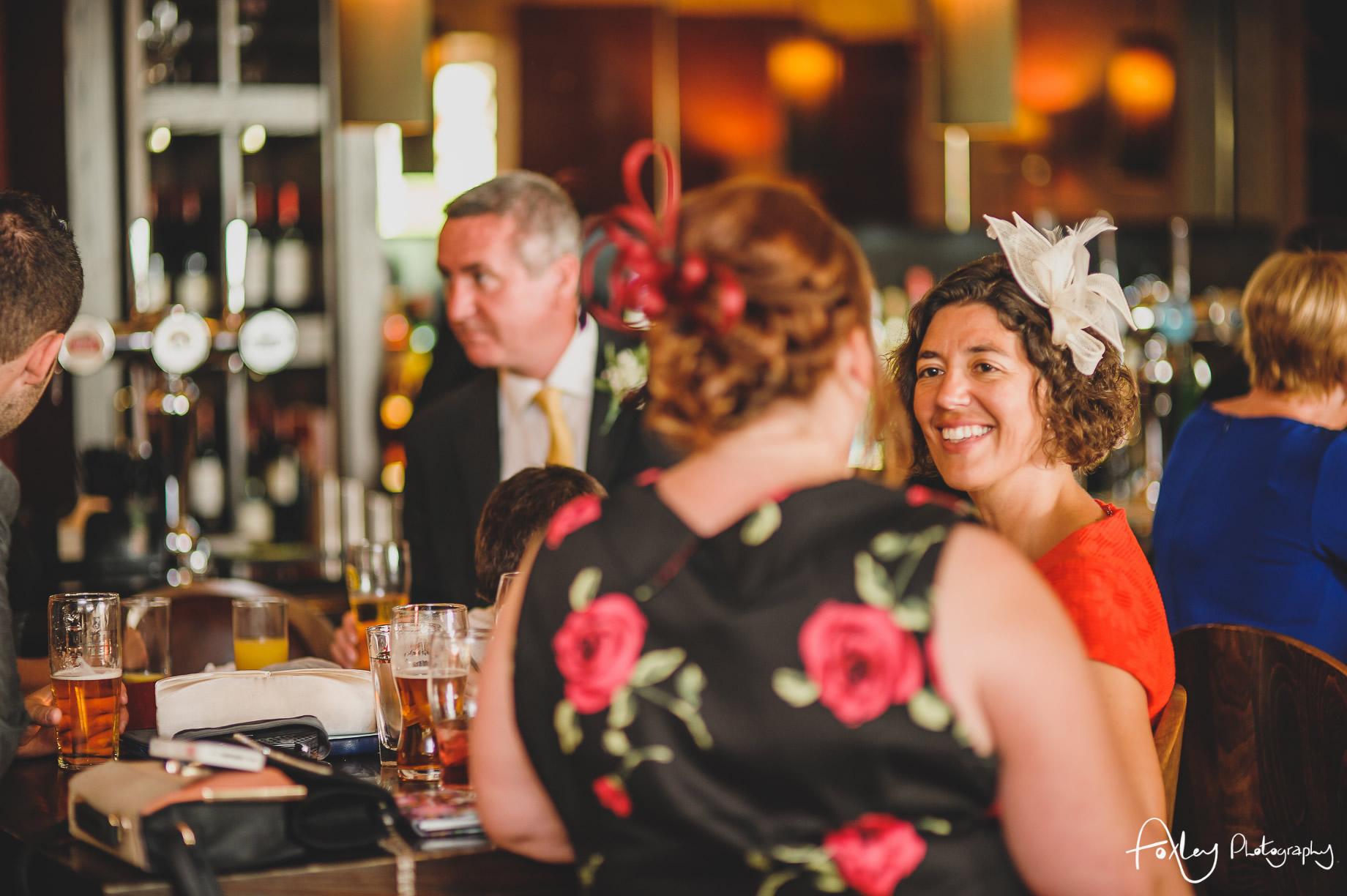 Rebecca and Dan Wedding at Preston Marriott Hotel 095
