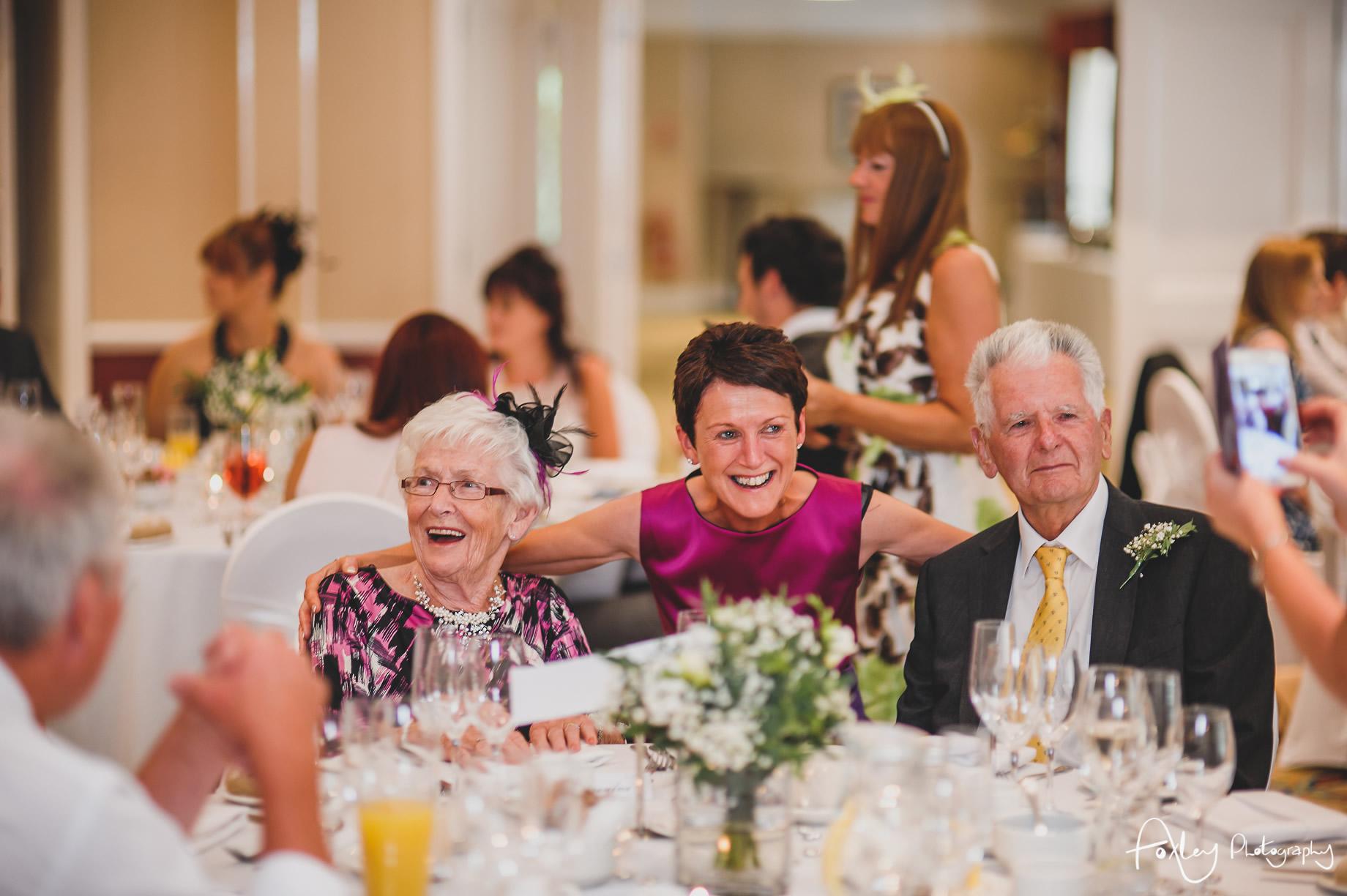 Rebecca and Dan Wedding at Preston Marriott Hotel 100