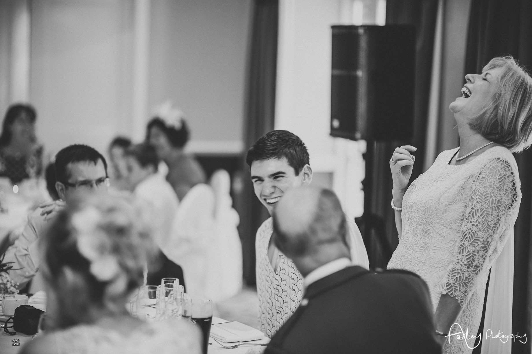 Rebecca and Dan Wedding at Preston Marriott Hotel 101