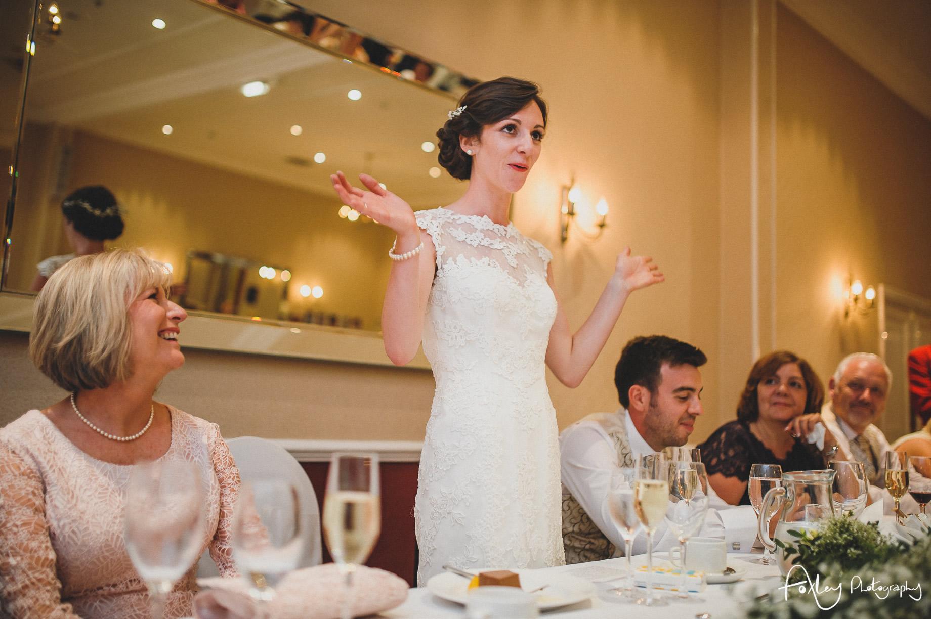 Rebecca and Dan Wedding at Preston Marriott Hotel 107