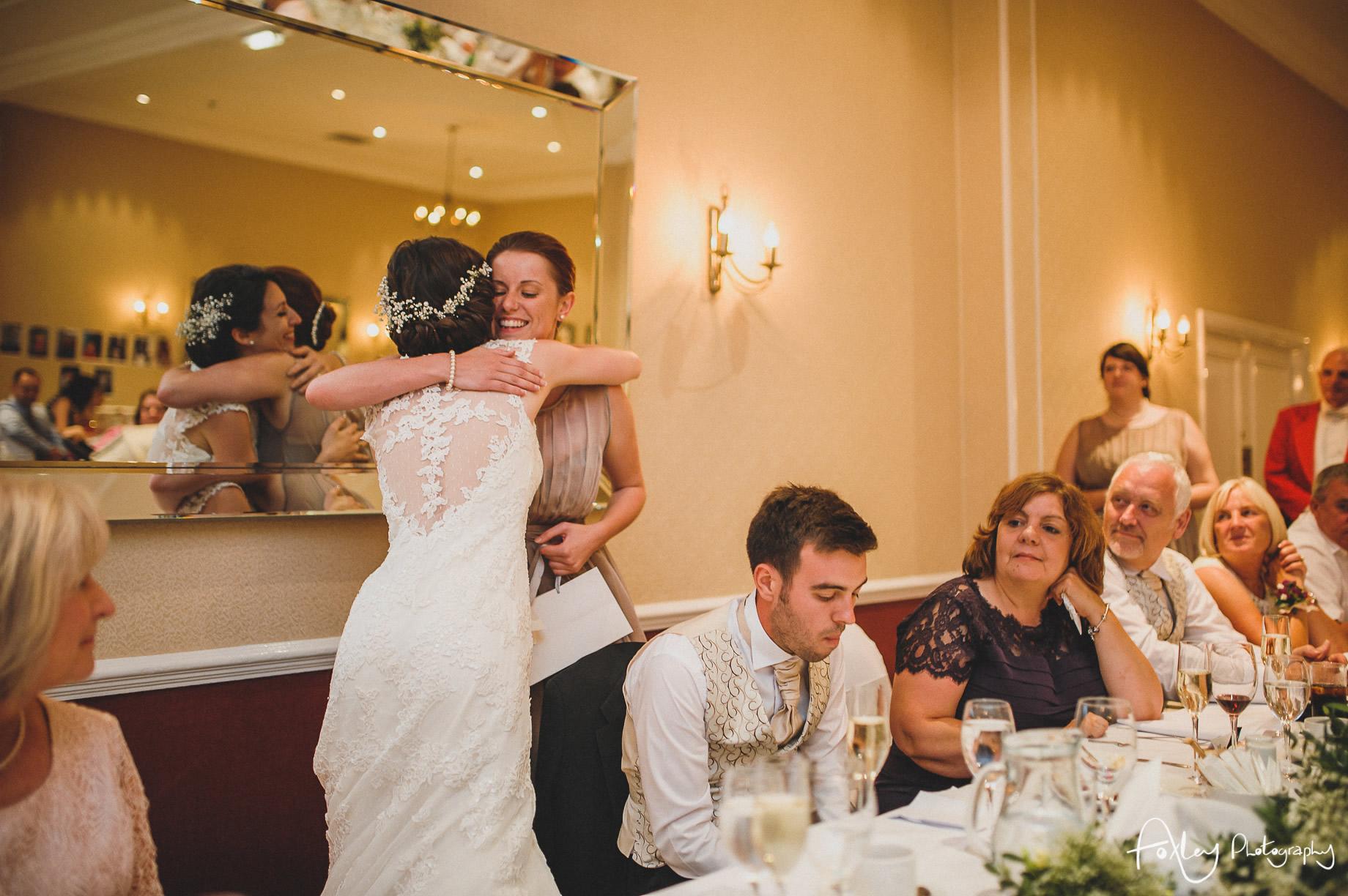 Rebecca and Dan Wedding at Preston Marriott Hotel 108