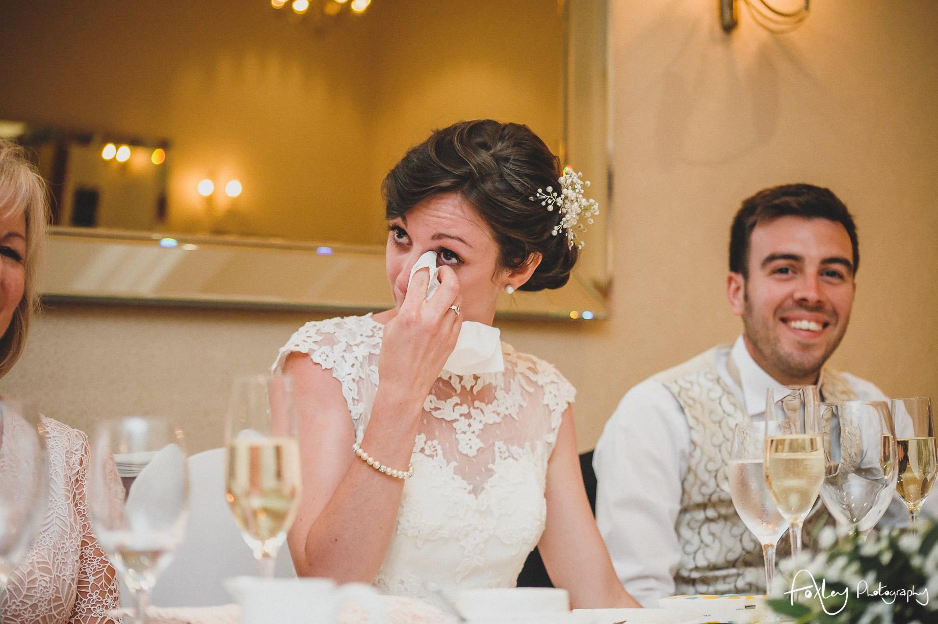 Rebecca and Dan Wedding at Preston Marriott Hotel 110
